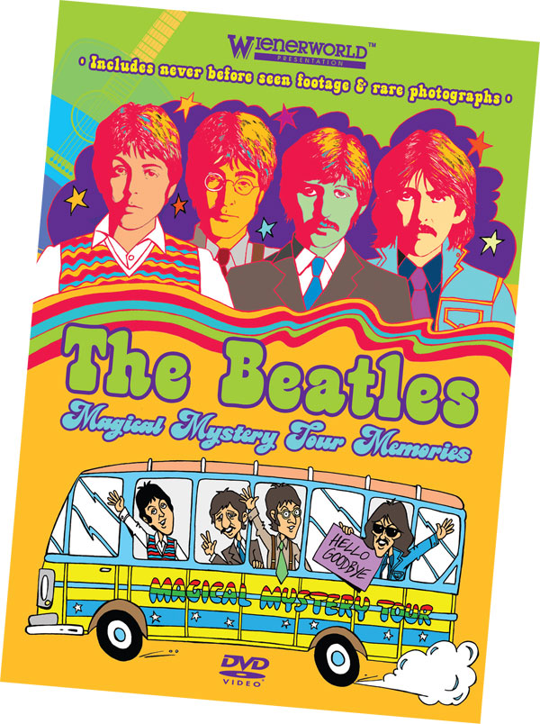 The Beatles - Magical Mystery Tour Memories DVD